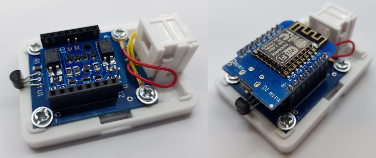 OpenTherm ESP8266 Adapter Enclosure